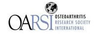 OARSI Osteoarthritis Research Society International Logo