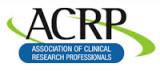 ACRP Association of Clinical Research Professionals Logo