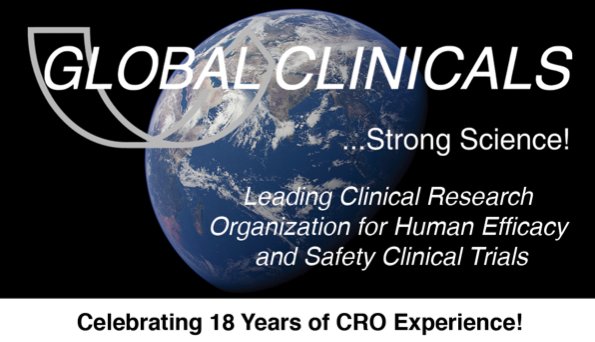 Global Cinicals, Inc. Leading Clinical Research Organization