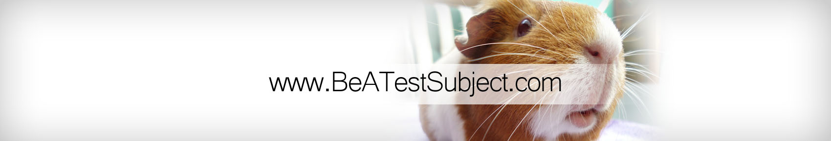 Be a test subject Global Clinicals